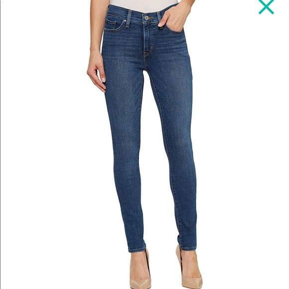 108dc7f80f Women's Levis 311 shaping skinny Jeans NWT